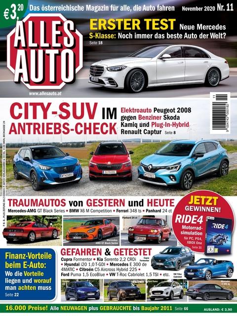 Alles Auto Ausgabe 11/2020