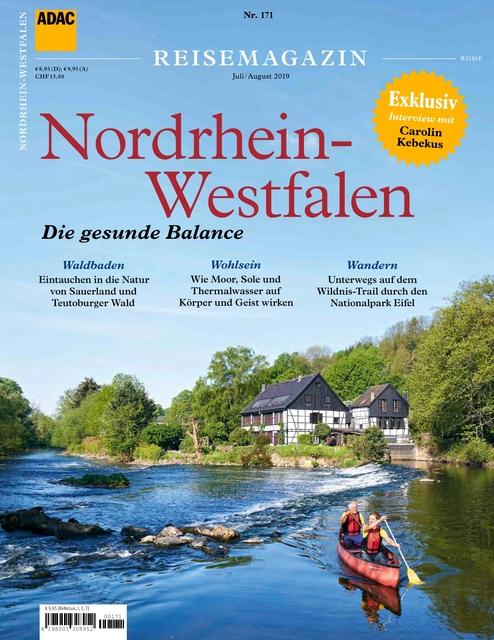 ADAC Reisemagazin 2019-06-13