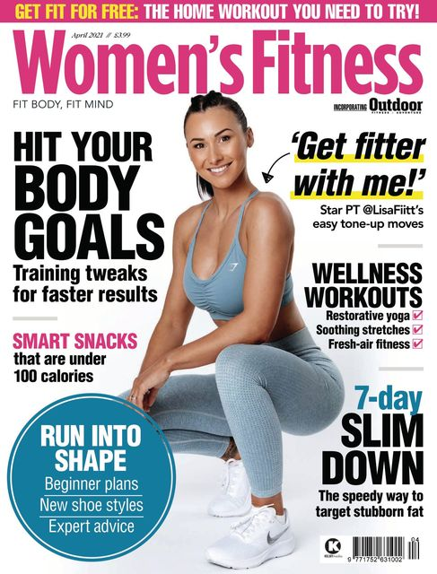 Women's Fitness issue 04/2021