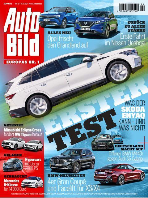 AUTO BILD Magazin 2021-06-10