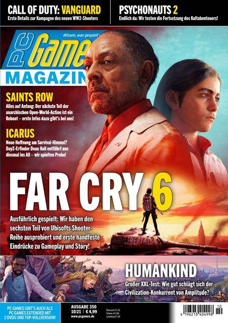 PC Games Ausgabe 10/2021