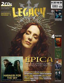 Legacy - Ausgabe 130/2021