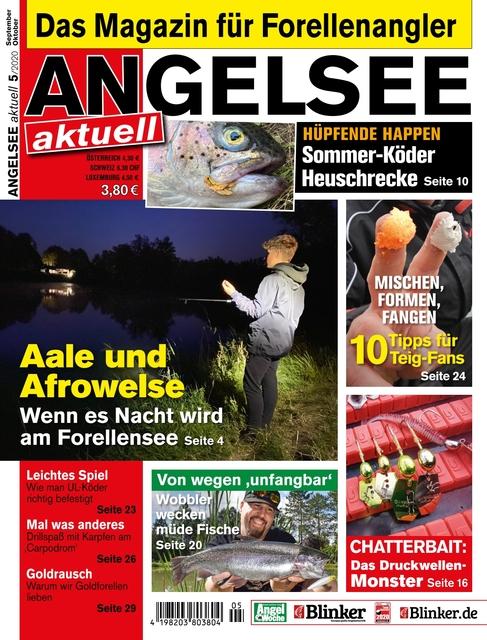 ANGELSEE aktuell 2020-08-11