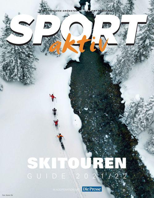 SPORTaktiv Skitourenguide 2021/22
