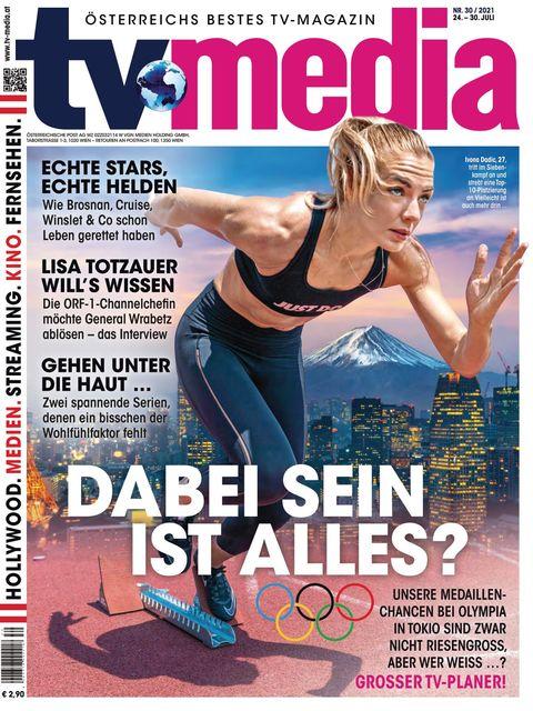 TV-Media Ausgabe 30/2021
