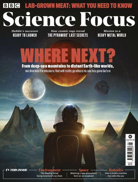 BBC Science Focus issue 04/2021