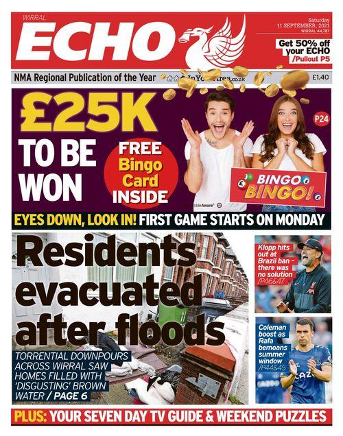 Liverpool Echo 2021-09-11