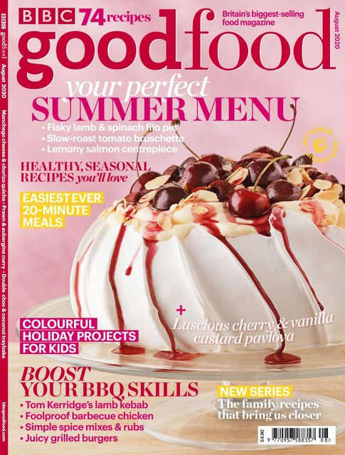 BBC Good Food issue 08/2020