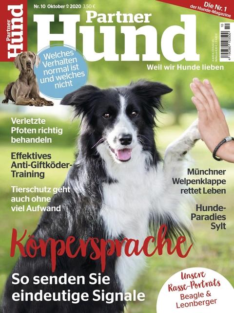 Partner Hund Ausgabe 10/2020