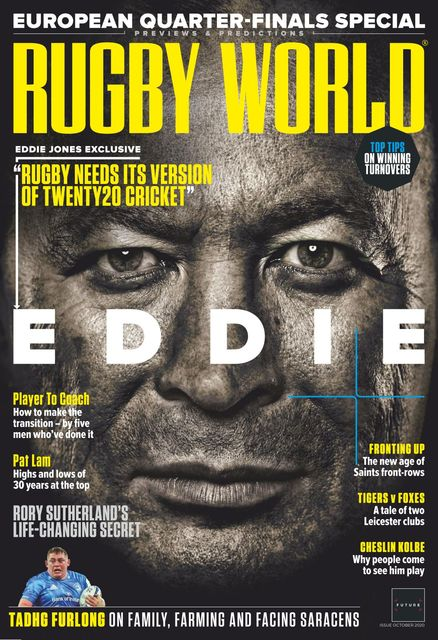 Rugby World Magazine 2020-09-01