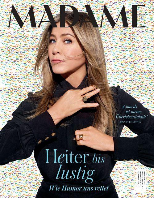 Madame Magazin Ausgabe 10/2021