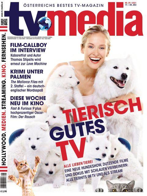 TV-Media Ausgabe 29/2021