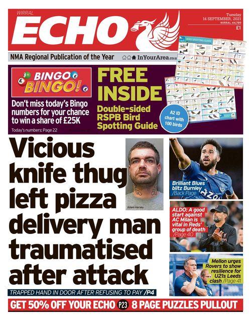 Liverpool Echo 2021-09-14