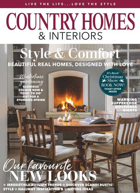 Country Homes & Interiors Magazine 2020-10-01