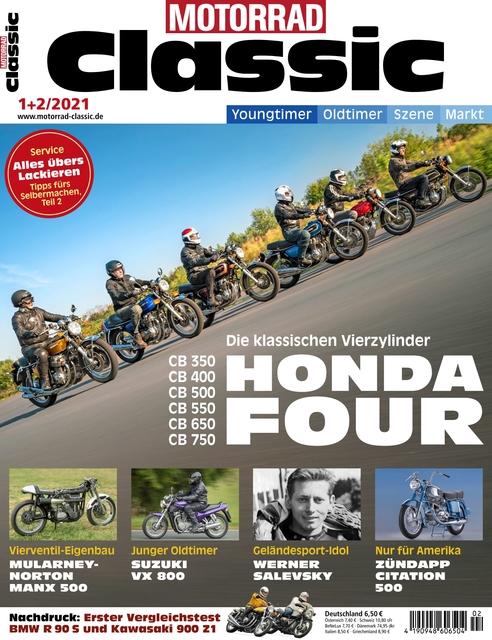 Motorrad Classic 2020-12-03