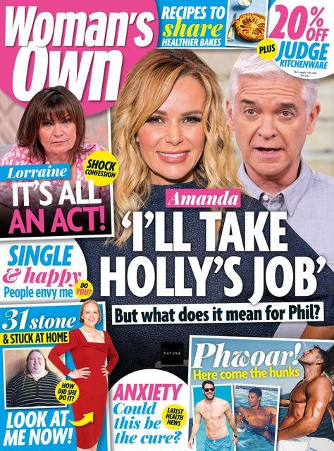 Woman's Own Magazine UK 2021-08-31