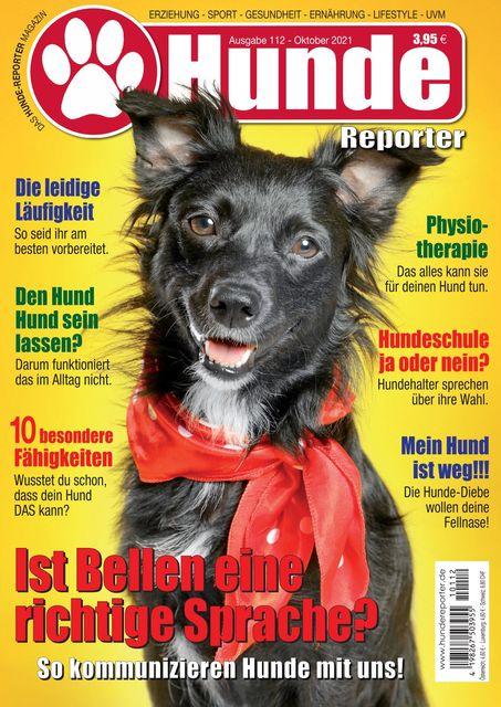 Hundereporter Ausgabe Nr. 112
