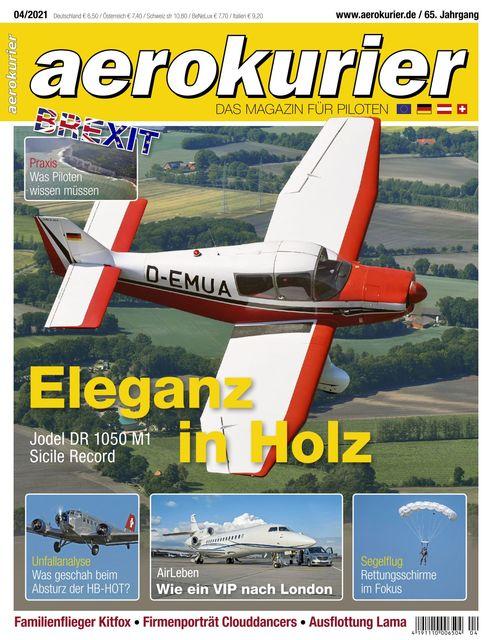 Aerokurier Ausgabe 04/2021