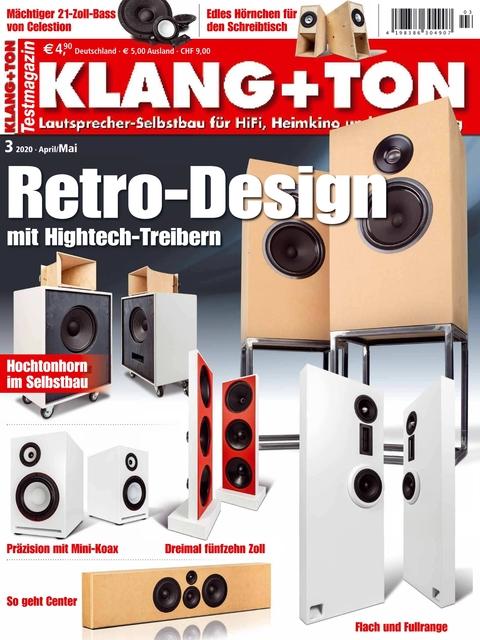 KLANG+TON Ausgabe 03/2020