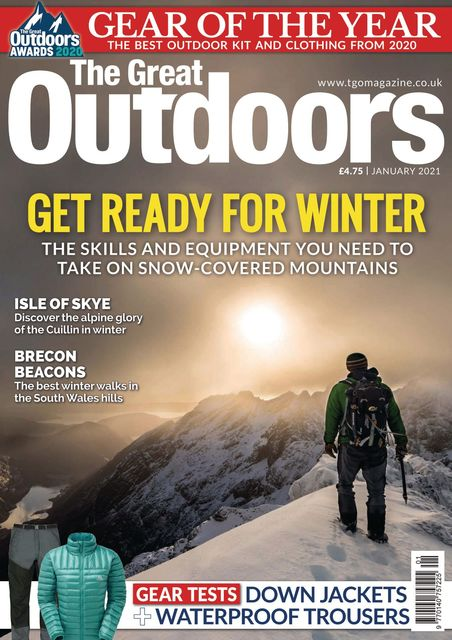 The Great Outdoors issue 01/2021