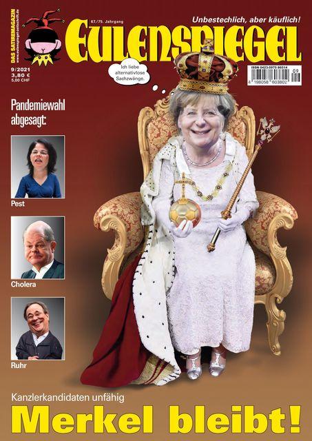 EULENSPIEGEL Ausgabe 09/2021