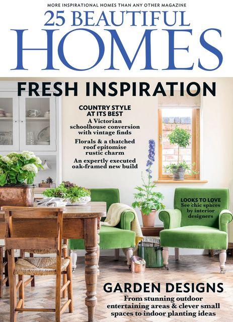 25 Beautiful Homes Magazine issue 06/2021