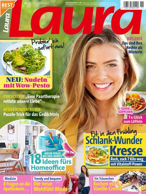 Laura Ausgabe 11/2021