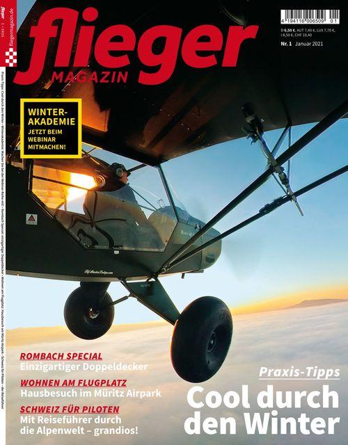 fliegermagazin Ausgabe 01/2021