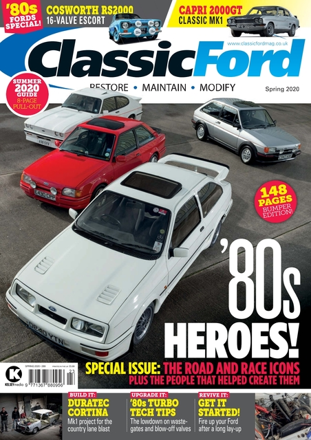 Classic Ford issue Spring 2020