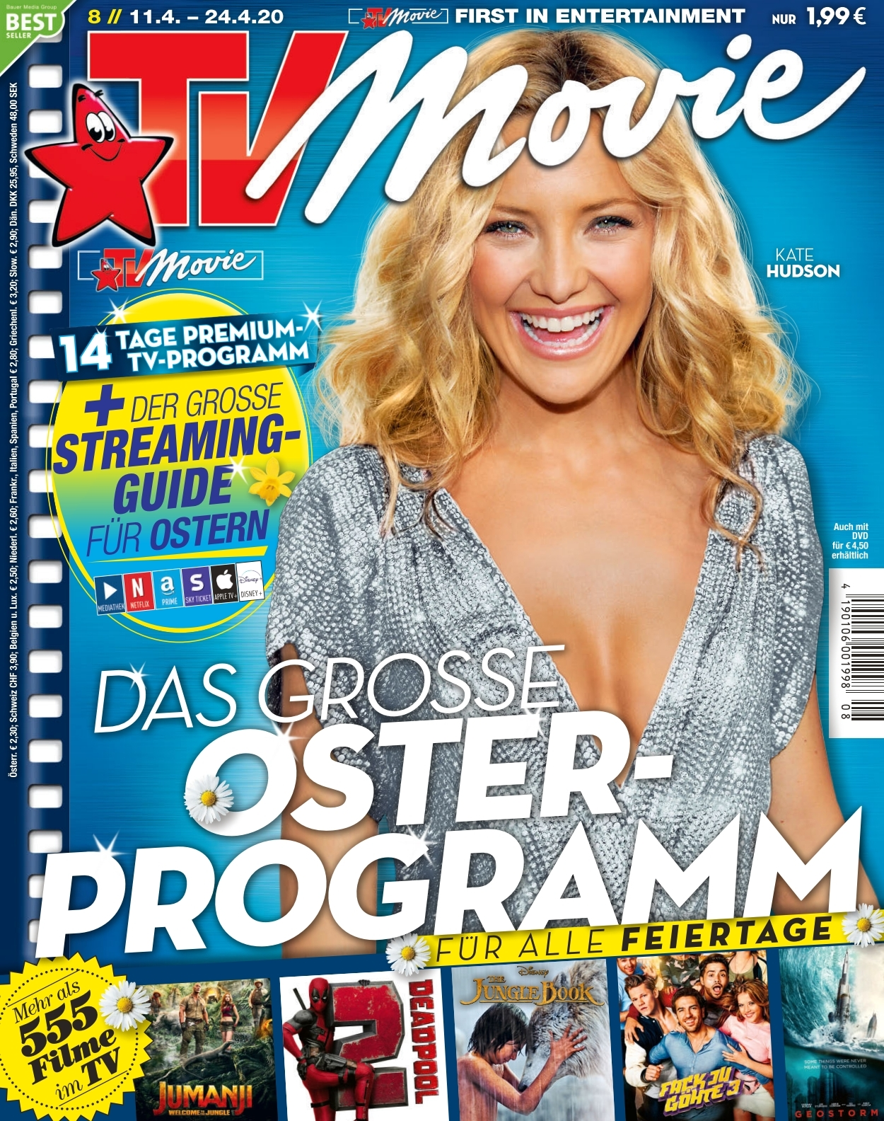 Tv Movie Ausgabe 8 2020
