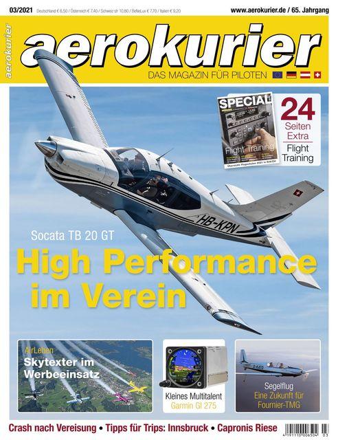 Aerokurier Ausgabe 03/2021