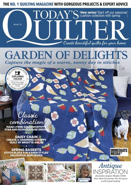 Today's Quilter 2021-03-18