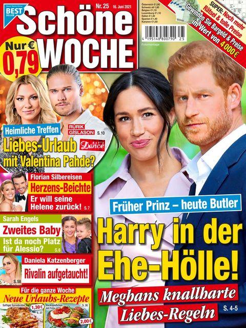 Schöne Woche Ausgabe 25/2021